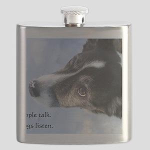 5-11 dogs listen Flask