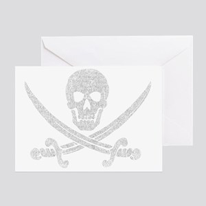 jolly_roger_2 Greeting Card