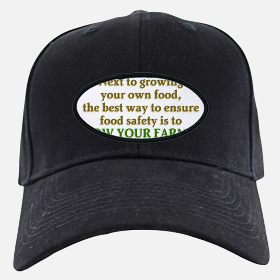 Know Your Farmer Baseball Hat