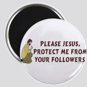 Please Jesus, protect me fro Magnets