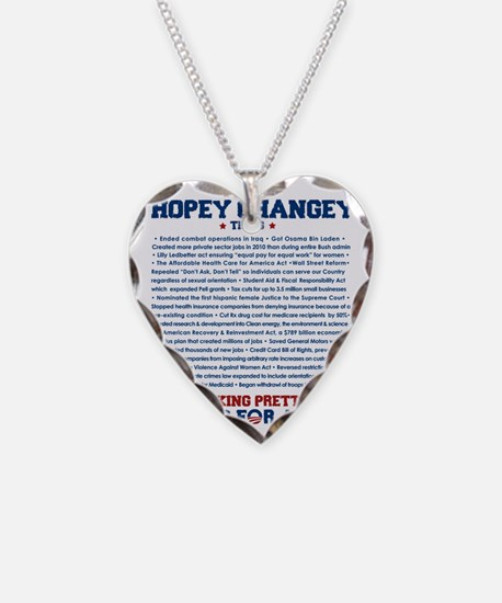 hopeychangeyshirt Necklace