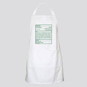 drugfactsapparel Apron