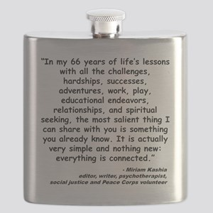 Kashia Connected Quote Flask