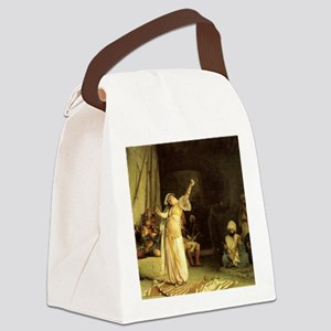 TheDanceoftheAlmeh_mousepad Canvas Lunch Bag
