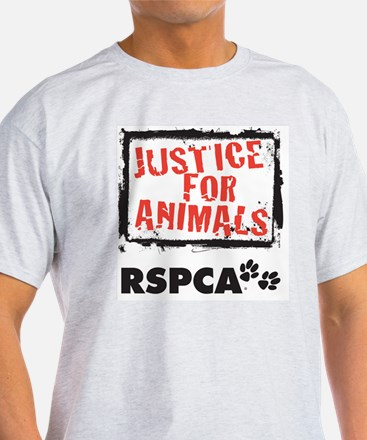 RSPCA Justice for Animals T-Shirt