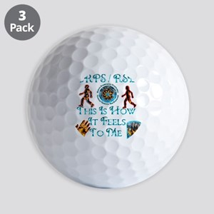I Have CRPS RSD  This Is How it Feels t Golf Balls