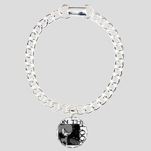 CCR diver for cafe press Charm Bracelet, One Charm