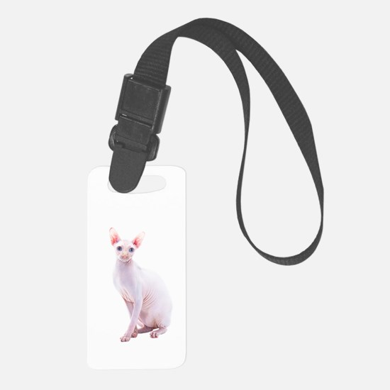 Pink Beauty Luggage Tag