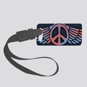 wing-peace-60s-BUT Small Luggage Tag