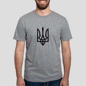 Tryzub (Black) T-Shirt