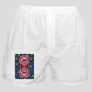 MOUTH_WIDE_OPEN_Ipad2 Boxer Shorts