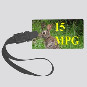 MPG3x5A Large Luggage Tag