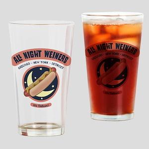 allnight-weiners-LTT Drinking Glass