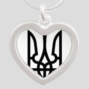 Tryzub (Black) Necklaces