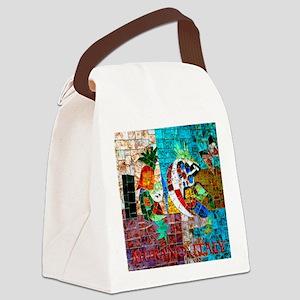 murano IIIb Canvas Lunch Bag