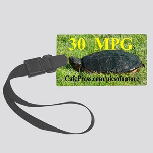 MPG3x5C Large Luggage Tag