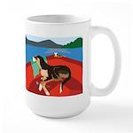 My Co-Captain Large Mug