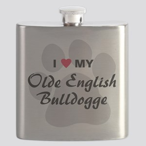 olde-english-bulldogge Flask
