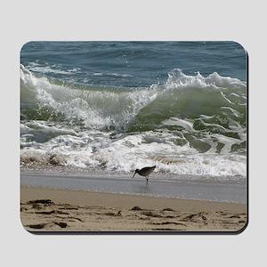 KDH_Bird_Wave_16x20_withCopyright Mousepad