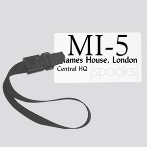 spooksmi55 Large Luggage Tag