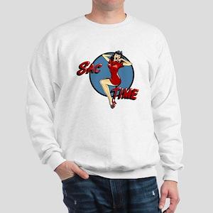 B-52G 58-0164 SAC Time Sweatshirt