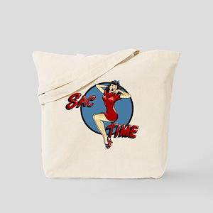B-52G 58-0164 SAC Time Tote Bag