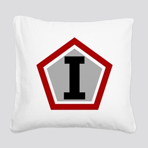 1st Army Group - Phantom Square Canvas Pillow