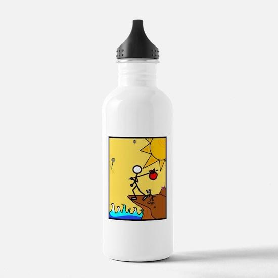 The Fool Water Bottle
