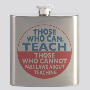 who can teach Circle Flask