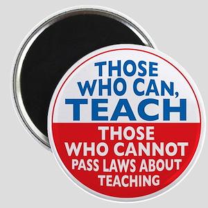 who can teach Circle Magnet
