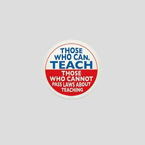 who can teach Circle small Mini Button