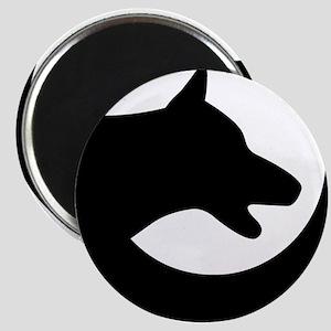 dog-swoosh-PoL-logo Magnet