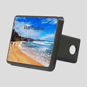 Barbados Rectangular Hitch Cover