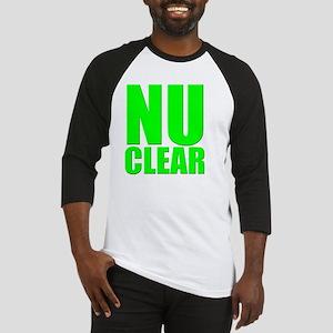 nuclear Baseball Jersey