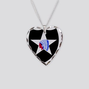 2ndID_Transparent.gif Necklace Heart Charm