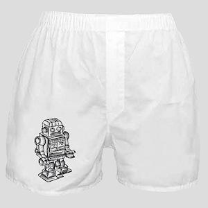 robot Boxer Shorts