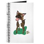 Brindle Terrier Journal
