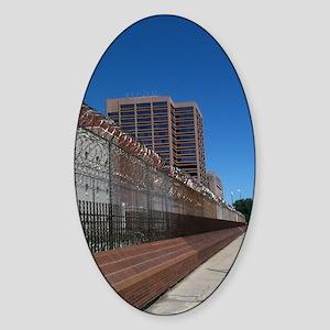 Matty 036 Sticker (Oval)