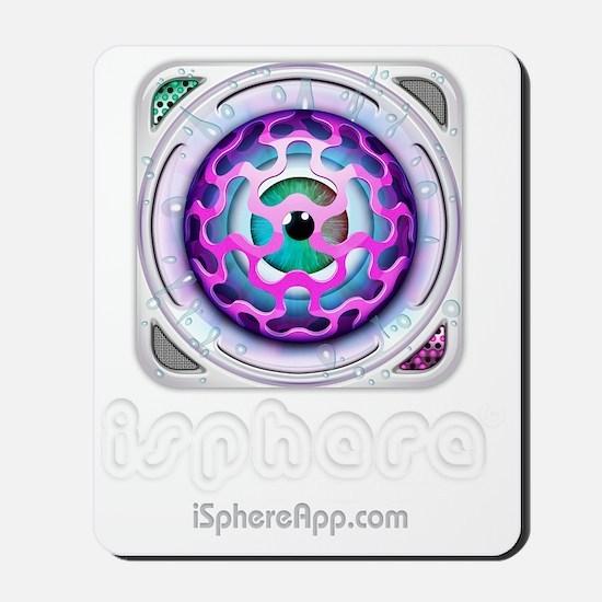 iSphere iconLogo01a3 Mousepad