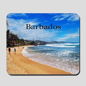 Barbados62x52 Mousepad