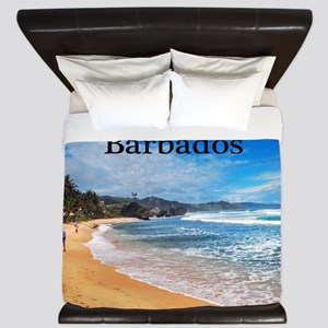 Barbados62x52 King Duvet
