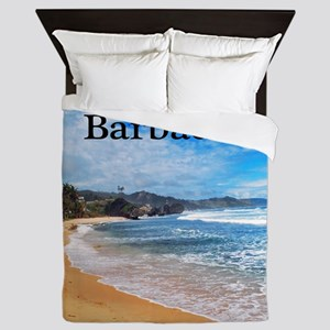 Barbados62x52 Queen Duvet
