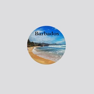 Barbados62x52 Mini Button