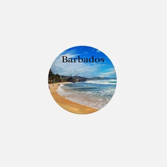Barbados62x52 Mini Button