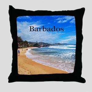 Barbados62x52 Throw Pillow