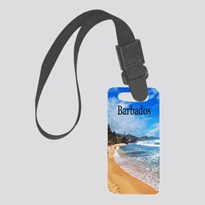 Barbados2.91x4.58 Small Luggage Tag