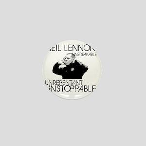 Lennon Unstoppable Mini Button