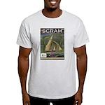 Doug Allen Ash Grey Scram T-Shirt