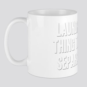Separated by colors B Mug