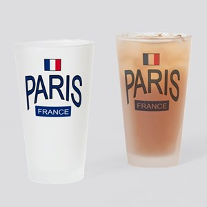 paris_france Drinking Glass